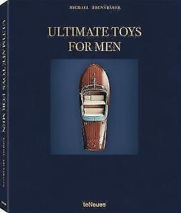 Ultimate Toys for Men by Michael Brunnbauer (Hardback, 2017)