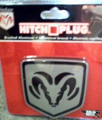 New Dodge Ram Head Auto/Truck/Suv Hitch Plug Receiver Dodge Ram Head Hitch