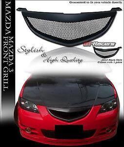 Mazda 3 Sedan 04-07 front grill.........$98 tax inclus