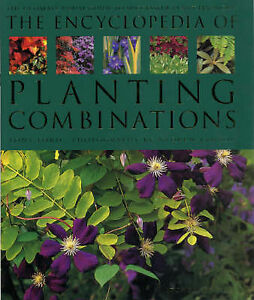 The Encyclopedia of Planting Combinations, Good Condition Book, Tony Lord, ISBN