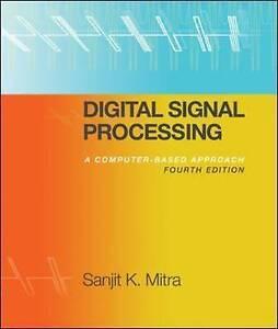 Digital Signal Processing Int' Edition PaperBack - 4 Ed