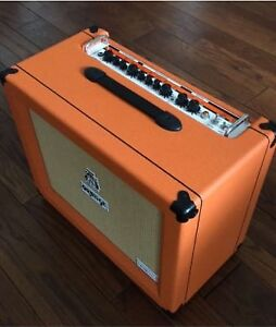 Orange Crush 60W 2-Channel Combo Amp w/ Rev FX Loop