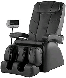 Used Leather Massage Chair