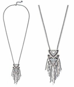 STELLA & DOT - CHIARA PENDANT NECKLACE