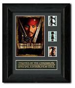 Pirates of The Caribbean Film Cell