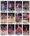 Basketball Uncut Sheet
