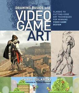 Drawing-Basics-and-Video-Game-Art-Classic-to-Cutting-Edge-Art-Techniques