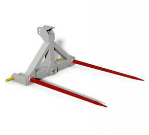 HLA DOUBLE THREE POINT HITCH SPEAR