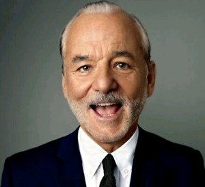 2 side by side Front Row by stage - Bill Murray at Koerner Hall