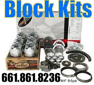 CHRYSLERDODGE 04 07  27 DOHC CAR VIN DRTU  BLOCK  REBUILD KIT  ALL STD