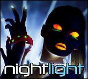 UV Gel Nachtleuchtend