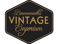 VINTAGE,ANTIQUE,INDUSTRIAL,DESIGN,FASHION TRADERS REQUIRED