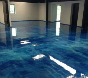PROFESSIONAL COMMERCIAL & RESIDENTIAL EPOXY RESIN FLOORING