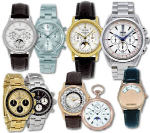 ACHETONS MONTRES $__WE BUY WATCHES CASH $$$_GOLD
