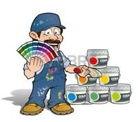 Painter 20 yrs experience needs side jobs