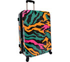 Camouflage Suitcases with Wheels/Rolling