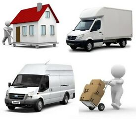 24/7 URGENT MAN AND VAN REMOVAL DELIVERY SERVICE MOVING LUTON TRUCK MOVERS HIRE WITH A BIKE RECOVERY