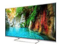 "55"" PANASONIC TX-55AX630B SMART 4K AND 3D TV (GOOD OFFER)"