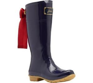NEW Joules Women's Evedon Rain Boot