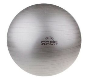 Gunnar Peterson's Core Secrets Yoga Ball (like NEW) and DVDs