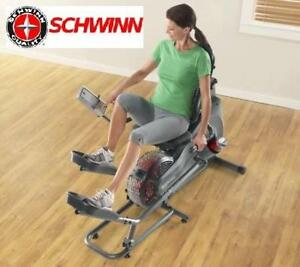 NEW SCHWINN 520 ELLIPTICAL TRAINER 100251 136894645 RECUMBENT