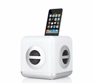 iHome Stereo Cube with Lightning Adapter