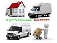 24/7 CHEAP MAN AND VAN HOUSE OFFICE REMOVALS DELIVERY SERVICE MOVING TRUCK HIRE WITH MOVERS LONDON