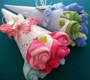Customized diaper party items!