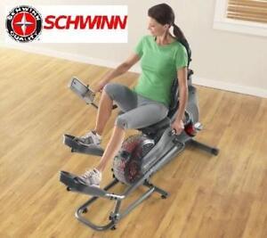 NEW SCHWINN 520 ELLIPTICAL TRAINER 100251 136894645 RECUMBENT EXERCISE BIKE BICYCLE EXERCISE EQUIPMENT FITNESS
