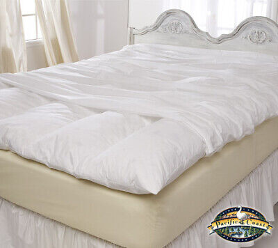 Pacific Coast Basic Feather Bed Protector 230 Thread Count