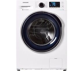 Samsung WW80J6410CW Freestanding Washing Machine, 8kg Load, A+++ Energy Rating, 1400rpm Spin