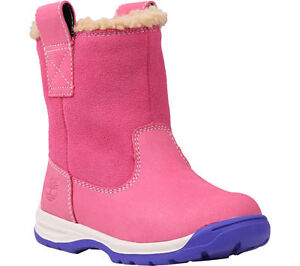Brand New Timberland Toddler Pull-On Boots (Size 9T)