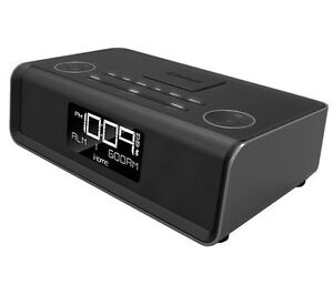 iBN43 iHome Bluetooth Speaker & Alarm Clock