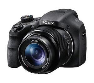 Appareil photo 20,1 mégapixels zoom optique 35x Sony ( DSC-H300 )