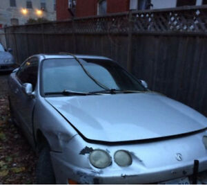 98 integra for parts