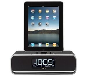 BrandNew!! iHome iD91 Dual Alarm Stereo Clock Radio for iPhone/iPod/iPad with FM