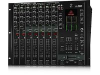 Behrigher dx2000 USB 7 channel mixer