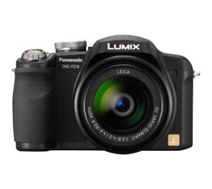 Camera photo/vidéo Panasonic Lumix DMC-FZ18