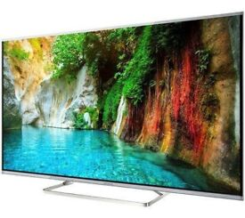 Panasonic 55 inch Ultra HD 4K Freeview HD Smart 3D LED TV