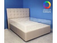 Double Bed - used in Spare room only