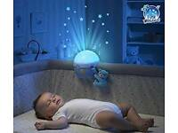 Chicco Next 2 stars night light/projector (Blue) - Immaculate Condition (Boxed)