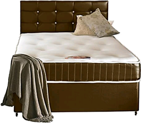 DREAMS | Double 4ft 6 Double Divan Bed | 2 Drawers | RRP £450
