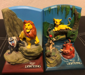 Collectable Hallmark Disney Lion King Bookends