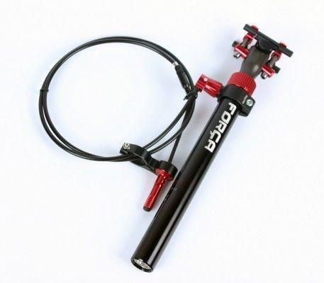 3 HEIGHTS ! REMOTE HEIGHT ADJUSTABLE 31.6mm DROPPER SEAT POST NOT GRAVITY