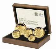 Gold Proof Coin Set
