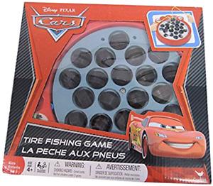 Car fishing game