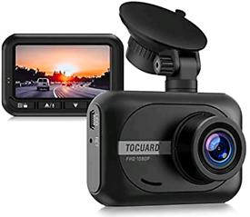 TOGUARD Mini Dash Cam Car Driving Recorder