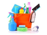 Cleaner domestic house / flat available for immediate start. Weekly fortnightly or end of tenency