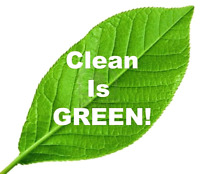 Green is Clean