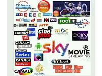 1 YEAR IPTV WITH 900+ channels
